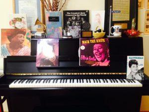 Ella's piano