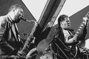 Peter Brotzmann with Last Exit